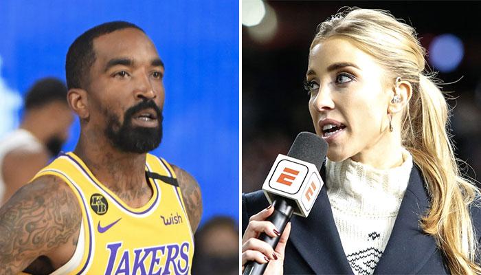 NBA - JR Smith annihile la femme d'un ancien coéquipier
