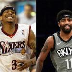 NBA – « Kyrie Irving est un meilleur joueur que Allen Iverson »