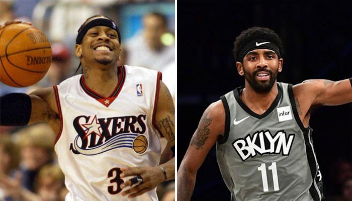 « Kyrie Irving est un meilleur joueur que Allen Iverson » NBA
