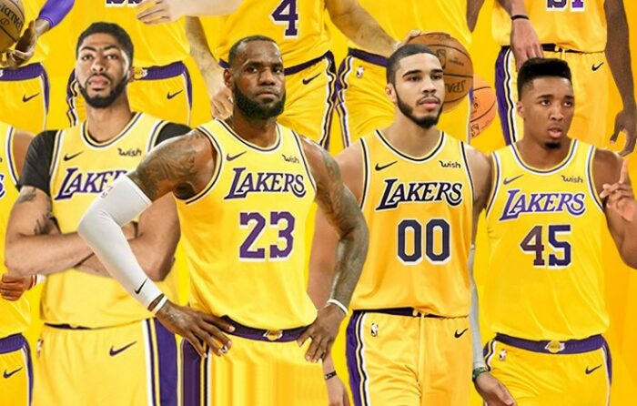 Des Lakers version tuning autour de LeBron James