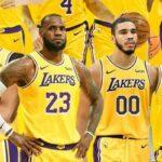 NBA – Le roster parfait que les Lakers auraient pu construire autour de LeBron cette saison