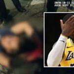 NBA – La police de Los Angeles diffuse des images choc du soir du titre des Lakers