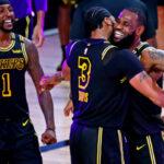 NBA – LeBron fait le forcing pour que les Lakers re-signent un joueur qu'ils ont viré