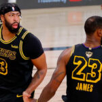 NBA – L'état dans lequel Davis n'a jamais vu LeBron
