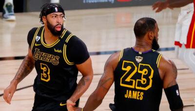 NBA – L'ahurissant accomplissement dont les Lakers sont proches selon un journaliste