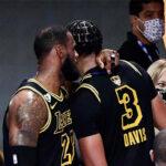 NBA – « Cette défaite est la faute de LeBron et Anthony Davis »