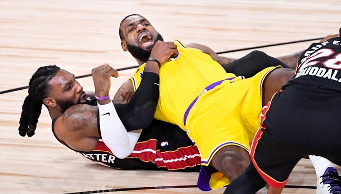 LeBron évoque son embrouille virile avec Jae Crowder NBA