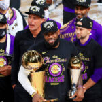 LeBron signe une giga-extension aux Lakers !