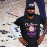 NBA – Pourquoi LeBron pourrait rater le premier mois de la saison !