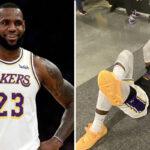 NBA – La géniale séquence de LeBron James juste après la victoire