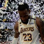 NBA – LeBron fête le titre avec un record all-time !