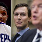 NBA – Lou Williams dépité par les propos du gendre de Trump