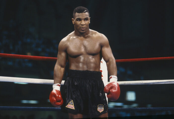 """Mike """"Iron Mike"""" Tyson"""