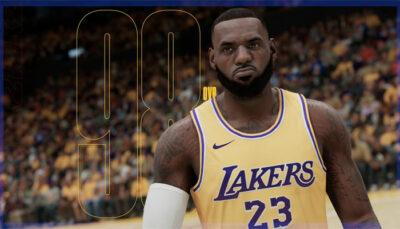 NBA 2K21 – Les nouvelles notes des joueurs dévoilées !