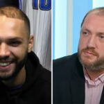 NBA – Evan Fournier chauffe Fred Weis, il le trash-talke, Poirier réplique !