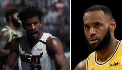 NBA – La séquence virale de Jimmy Butler qui en fait un immense héros