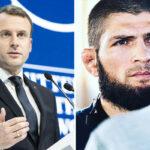 NBA – Icône de plusieurs stars NBA, Khabib menace Emmanuel Macron !