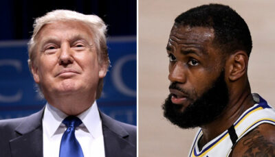 NBA – « Je sais que Trump est fou, mais il peut nous protéger »