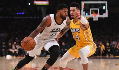 NBA – Le message de Paul George pour Danny Green