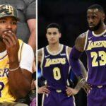 NBA – Yasiel Puig très gravement accusé lors d'un match des Lakers