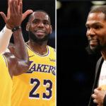 NBA – Pourquoi le duo LeBron/Rondo est inarrêtable selon Kevin Durant