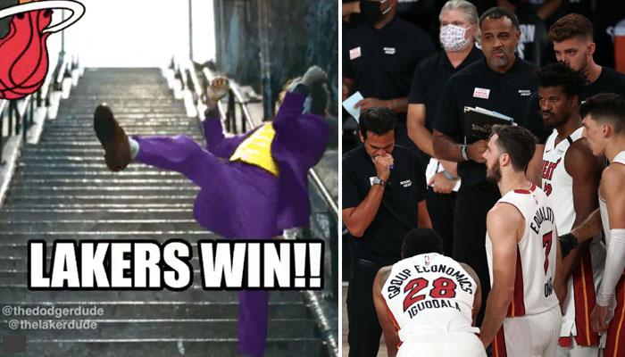NBA - Internet saccage le Heat après son désastre du Game 1