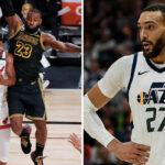 NBA – Rudy Gobert et plusieurs joueurs réagissent au Game 5 étouffant