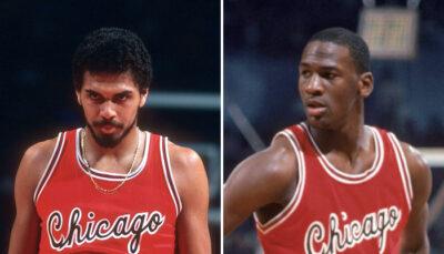 NBA – L'excentrique joueur qui n'a pas pu jouer avec Jordan… pour 15 minutes