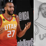 NBA – Le dessin viral de Rudy Gobert refait surface, le pivot révèle la suite !