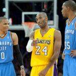 NBA – Comment Kobe a semé la zizanie entre Westbrook et Durant