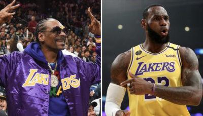 NBA – Snoop Dogg donne son génial 5 de rêve all-time, LeBron snobé !