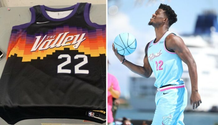 "NBA - Lakers, Warriors, Heat et plus : les maillots ""City ..."