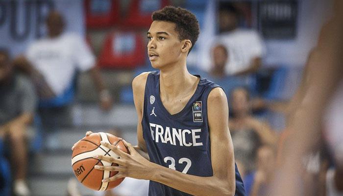 La jeune pépite française Victor Wembanyama, 16 ans, déjà comparée à 3 gros noms NBA