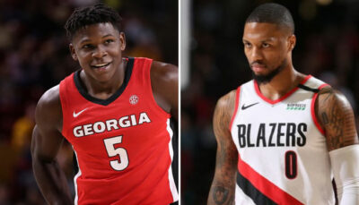 NBA – Anthony Edwards craque avant la Draft et détruit Damian Lillard !