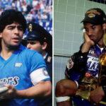 NBA – L'incroyable lien qui unissait Kobe et Maradona