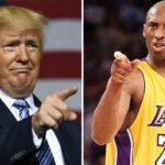 NBA – Quand Donald Trump sauvait Kobe face à l'un des pires gangsters de la ligue