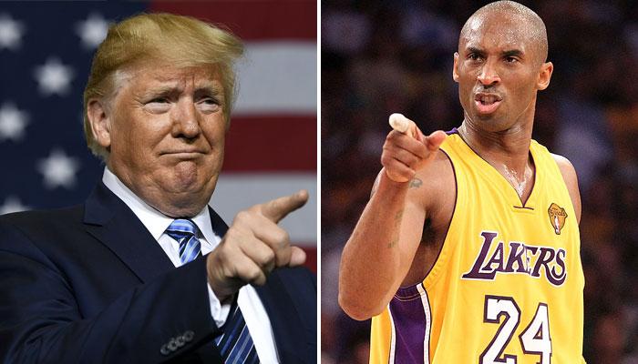 Un jour, Donald Trump a protégé Kobe Bryant dans une bagarre en marge du All-Star Game NBA