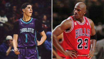 NBA – Les propos incendiaires entre Michael Jordan et LaVar Ball en 2018