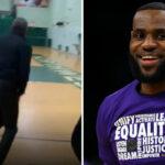 NBA – Malgré le soutien de LeBron, Obama se fait démolir après son 3 points viral