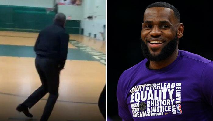 LeBron James a soutenu Barack Obama après son 3 points NBA
