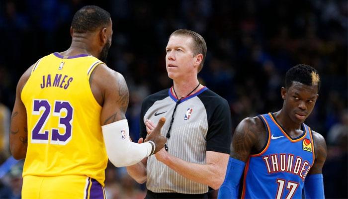 LeBron James et Dennis Schroder seront coéquipiers chez les Lakers NBA