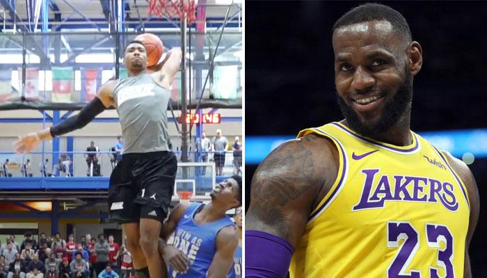 Jay cru s'est entrainé devant les Lakers et le Heat pour préparer la draft NBA