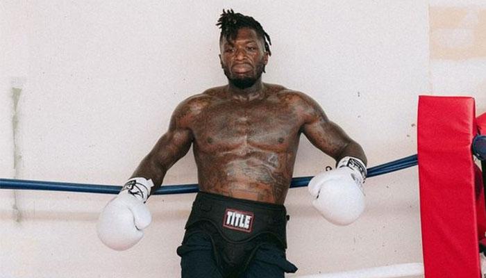 Nate Robinson dans le ring