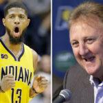 NBA – « J'ai jamais vu un truc aussi fou » : Paul George sidéré par une dinguerie de Larry Bird