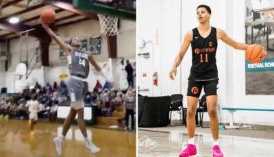 HS/NBA – Le plus petit fils de Shaq dégomme tout au lycée, pépite en vue ?