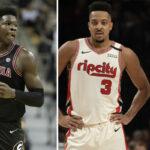 NBA – CJ McCollum répond aux propos incendiaires d'Edwards sur Lillard