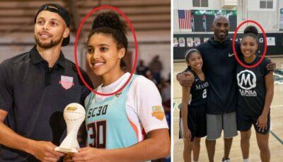 NBA – Azzi Fudd, la protégée de Kobe et Curry au « shoot le plus pur du monde »