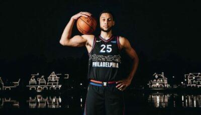 NBA – La théorie du complot sur le nouveau maillot des Sixers