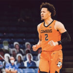 NCAA/NBA – Le N°1 des mock drafts 2021 cartonne pour sa 1ère universitaire !