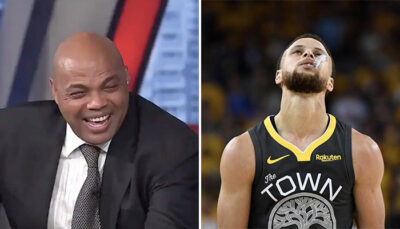 NBA – Steph Curry publiquement humilié par Charles Barkley
